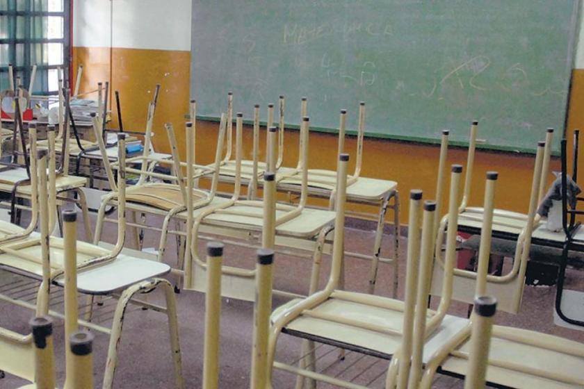 Maestros alertan que el 80 % de los estudiantes secundarios y terciarios desertó este año