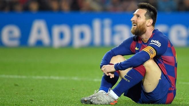 Messi sigue en el Barcelona