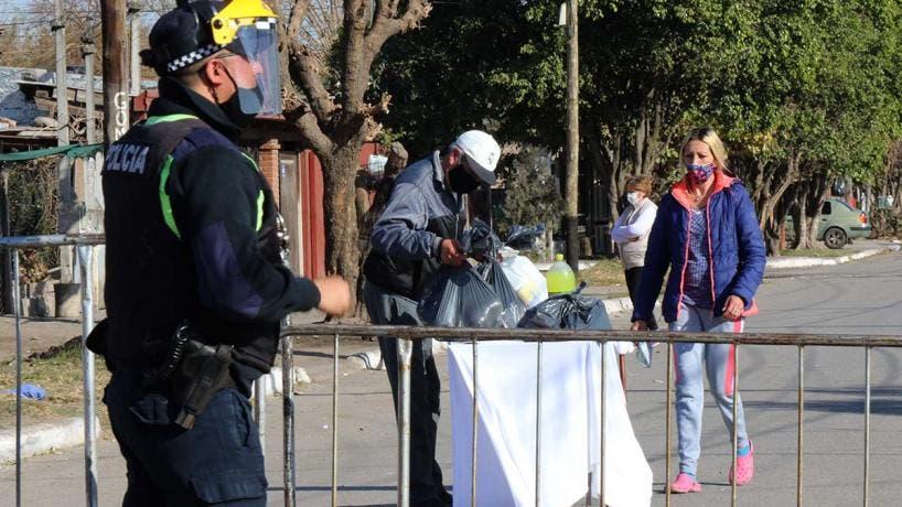 Banda del Río Salí: Afirman que el CORONAVIRUS se propagó por todo el municipio