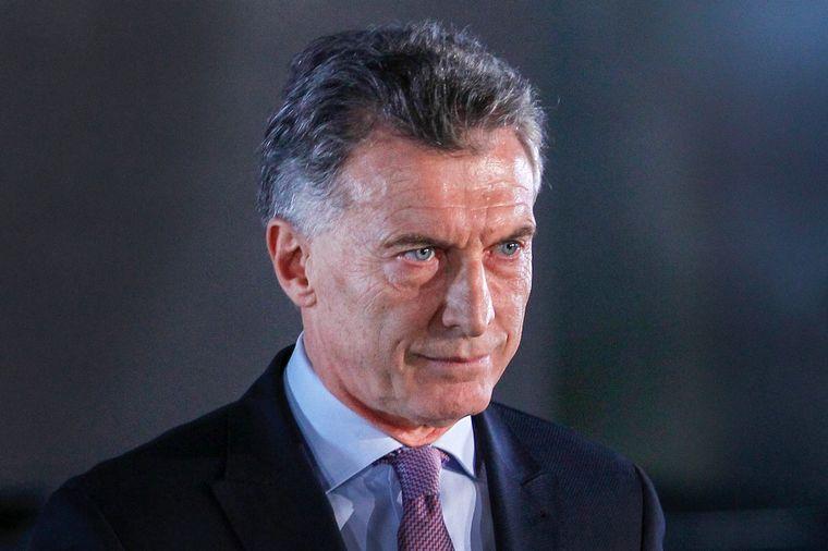 Al ex-presidente Macri le extirparon un tumor benigno y le dieron el alta