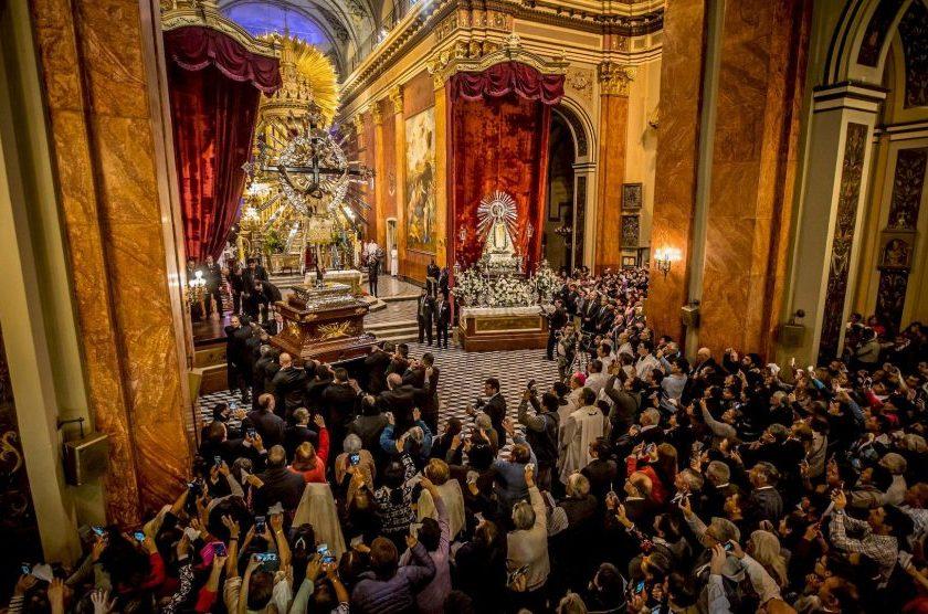 SALTA: La festividad del Señor y Virgen del Milagro se verá por streaming