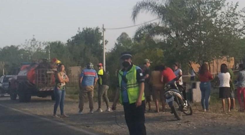 Nuevo Femicidio en Tucuman: Encuentran el cuerpo de una mujer en el barrio El Palmar de Famailla