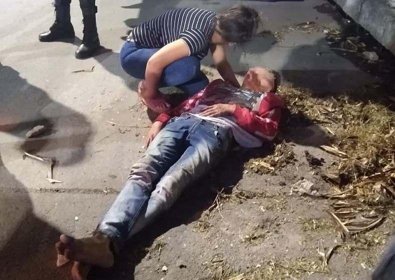Tucuman: Continua la furia en las calles, casi matan a golpes y pedradas a un ladrón que quiso robar un celular