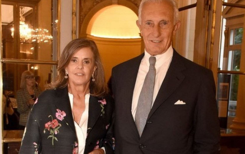 El megaempresario Jorge Neuss mató a su esposa y se suicidó