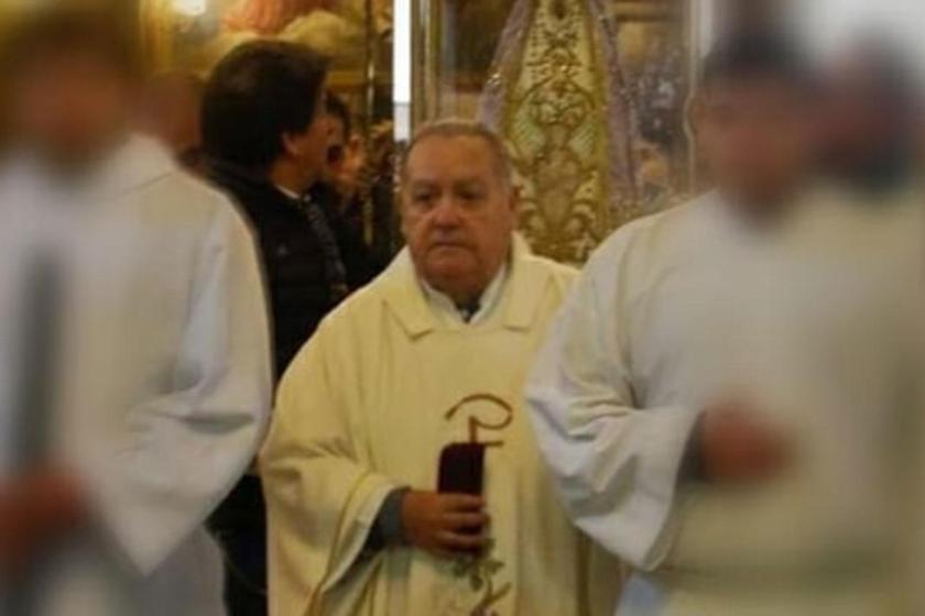Murió monseñor Villena afectado por coronavirus