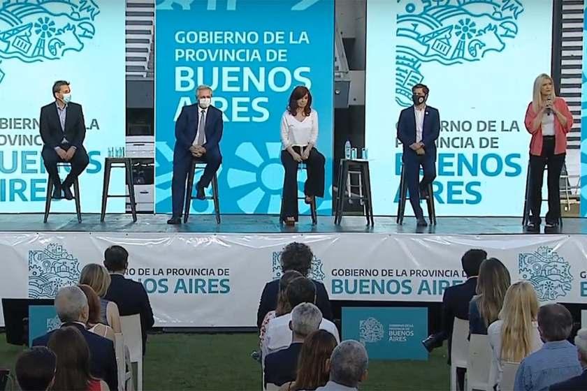 """CFK: """"Los ministros que tengan miedo o no se animan que vayan a buscar otro laburo"""""""