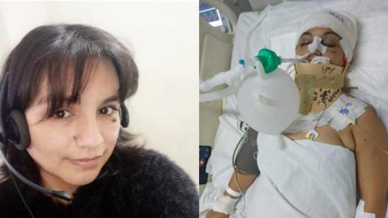 Joven tucumana hizo público un macabro audio del hombre que intentó matarla con una maza y podría quedar libre