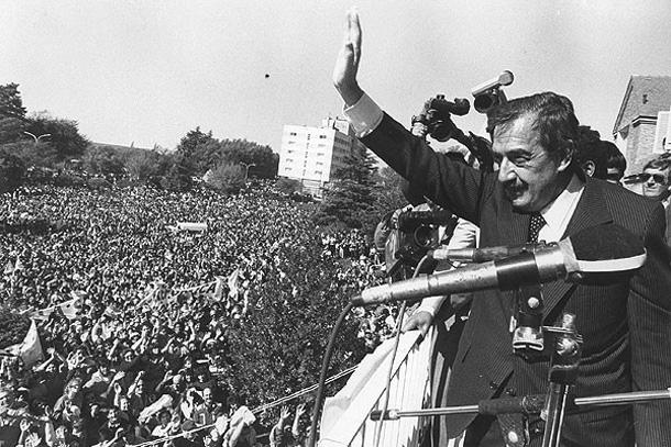Hoy se festeja en Argentina el Día de la Restauración de la Democracia