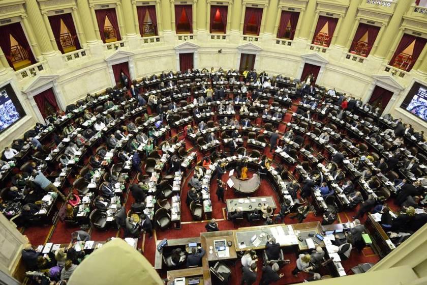Mira en vivo el debate por el aborto legal en la Cámara de Diputados