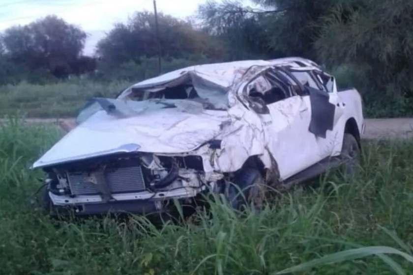 Fallecio en un accidente llevando las cenizas de su hija a su último destino