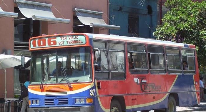 ALERTA – PARO: Varias líneas de colectivos dejaron de circular desde este miércoles