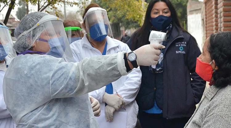 """"""" CORONAVIRUS EN TUCUMAN """": Comienzan a subir los contagios y hay preocupación en autoridades sanitarias"""