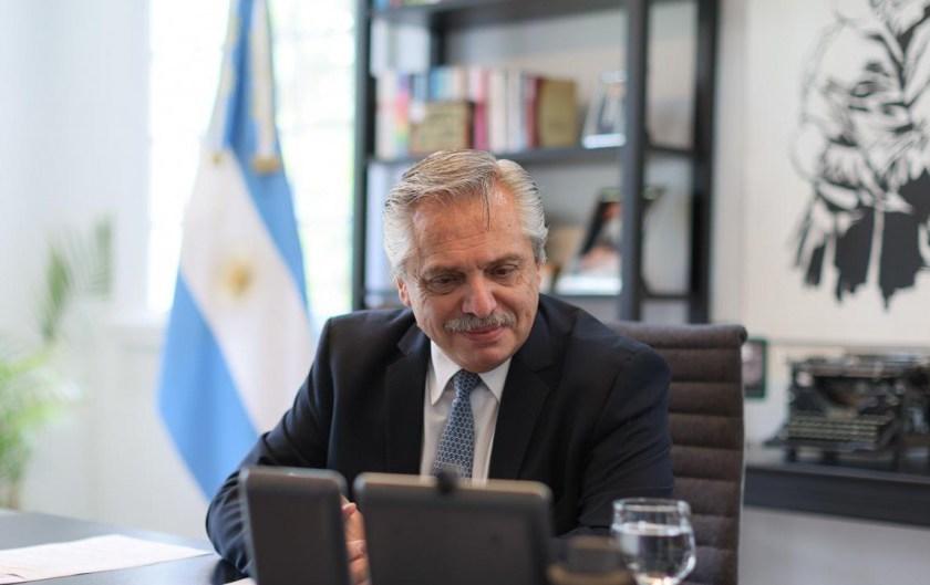 El presidente Fernandez amenazó al campo con cuotas o más retenciones si sigue subiendo el precio de los alimentos