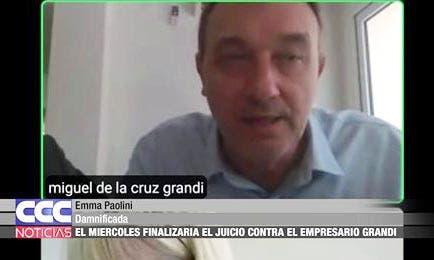 GRANDI condenado a 5 años de cárcel efectiva