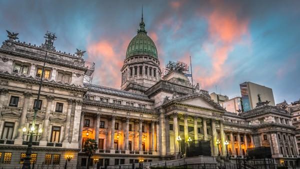 Los restos del expresidente Carlos Menem serán velados en el Salón Azul del Senado