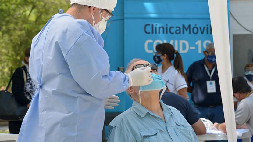 CORONAVIRUS EN TUCUMAN: El Ministerio de Salud Pública informa que se suman 485 nuevos casos y una muerte