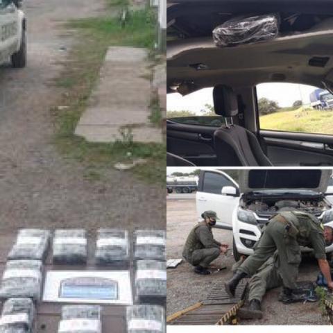 TUCUMAN: Dos narcos fueron detenidos con 25 kilos de cocaína