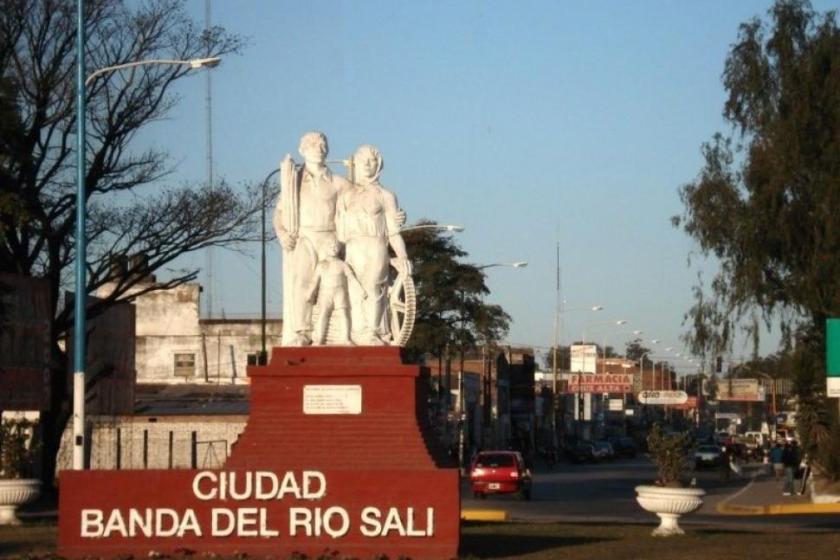 Transporte gratuito en Banda del Río Salí