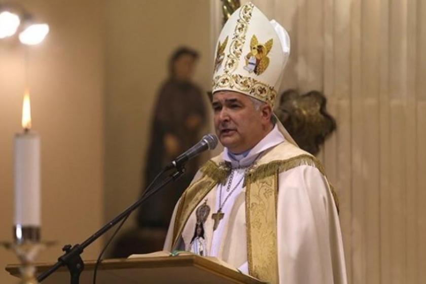 El arzobispo Carlos Sánchez recibió el alta medica