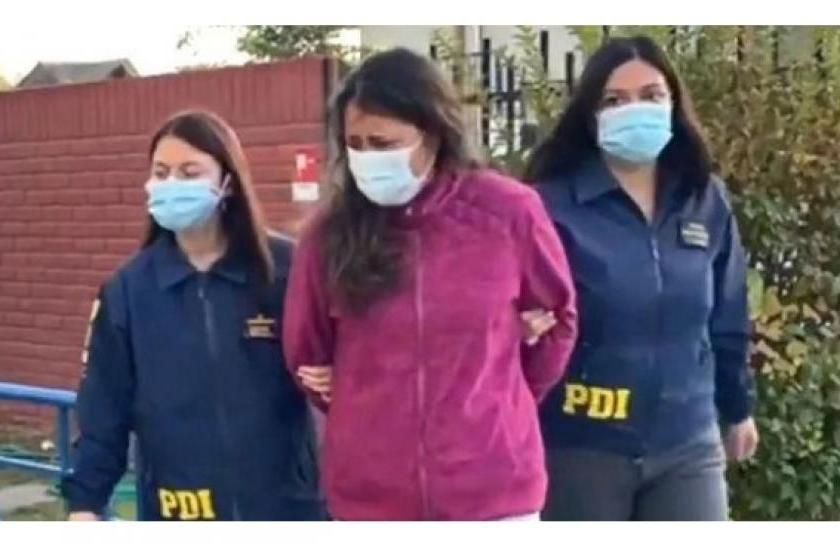 """CHILE: Una mujer mató a """"cinturonazos"""" a su hijo de 7 años"""