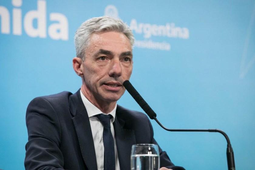 Fallecio el ministro de Transporte, Mario Meoni, en un accidente de tránsito