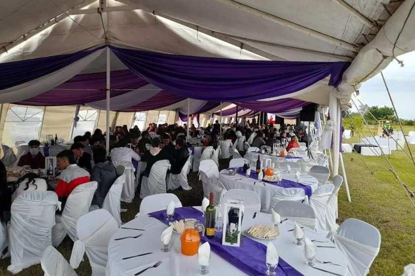 Concejal Manzurista hizo fiesta para 400 invitados, entre ellos varios funcionarios