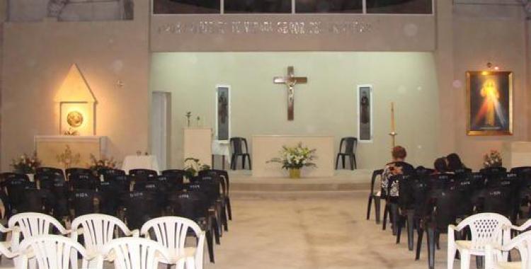 Tucuman:  La capilla Jesús de la Divina Misericordia sufrió cuatro robos en una semana