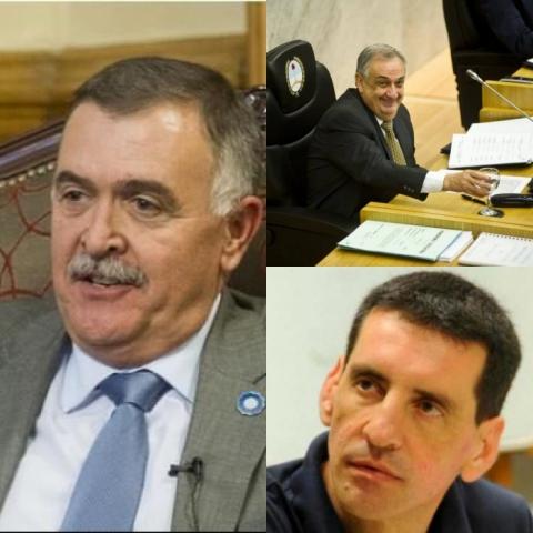 Jaldo desplazó a Vargas Aignasse de la vicepresidencia de la legislatura