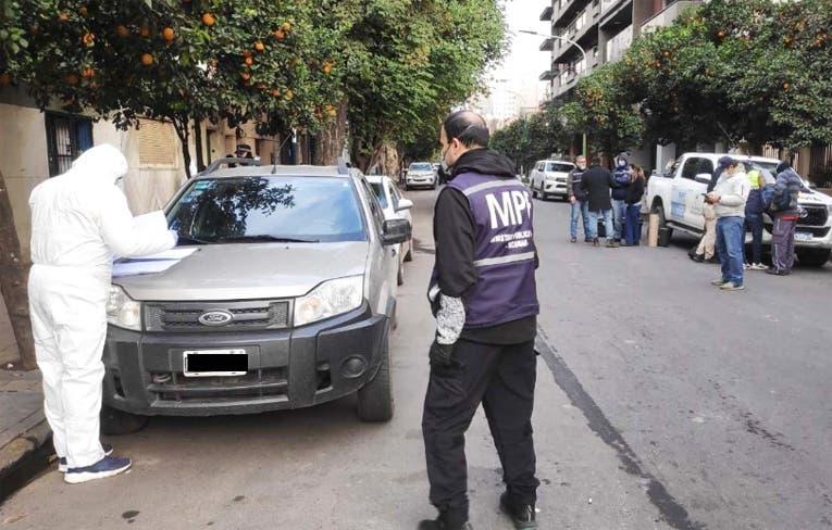 TUCUMAN: Arrestan a tres policías y un civil que secuestraron a un taxista y se lo llevaron esposado en una camioneta