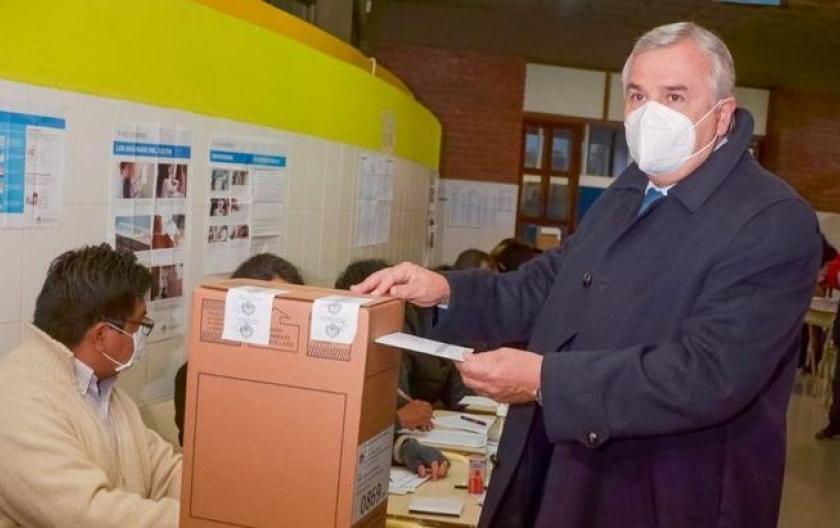 JUJUY: El radicalismo logró un amplio triunfo en las elecciones legislativas