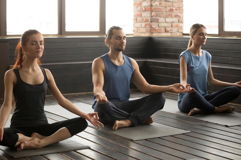Conozca los siete beneficios del yoga que sirven para contrarrestar los efectos de la pandemia en el cuerpo y la mente