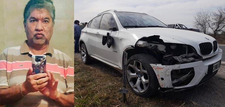 El legislador Palina en su camioneta de $ 15.000.000.- atropello a un trabajador que resultó con lesiones