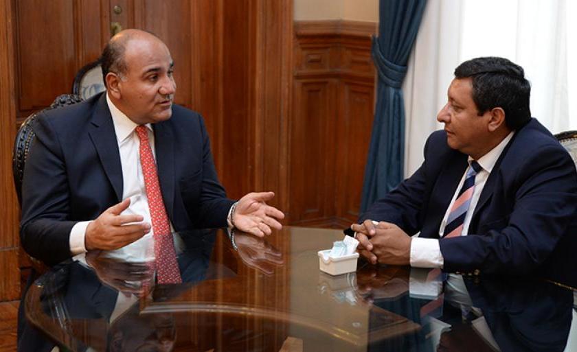 Darío Monteros advirtió a Manzur que reclamará en la justicia los $ 94 millones que le recortaron a Banda del Río Salí