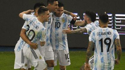 ARGENTINA CAMPEON DE LA COPA AMERICA