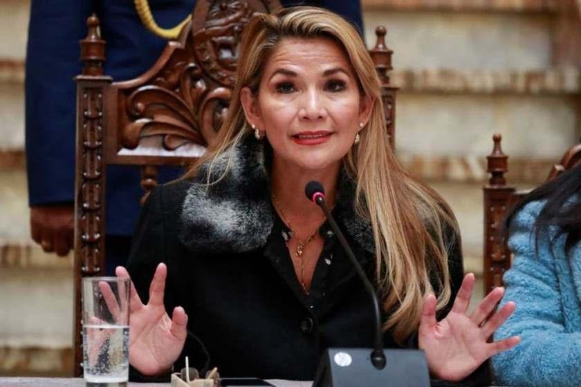 BOLIVIA: La ex presidenta  Jeanine Áñez intentó suicidarse en prisión
