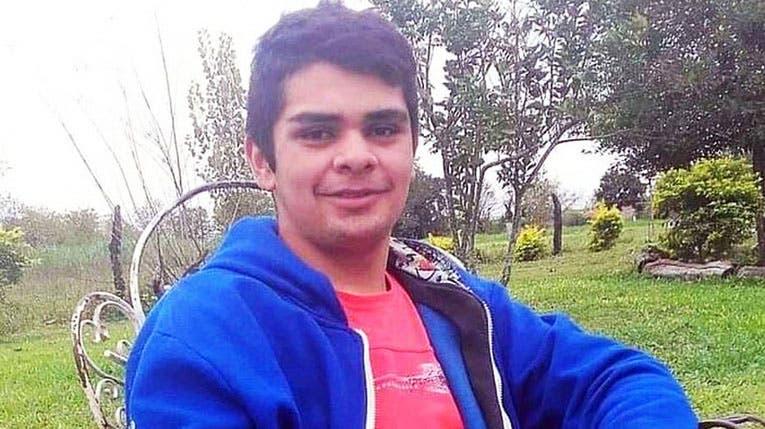Hallaron muerto a Nazareno, el joven de 22 años desaparecido en Concepción