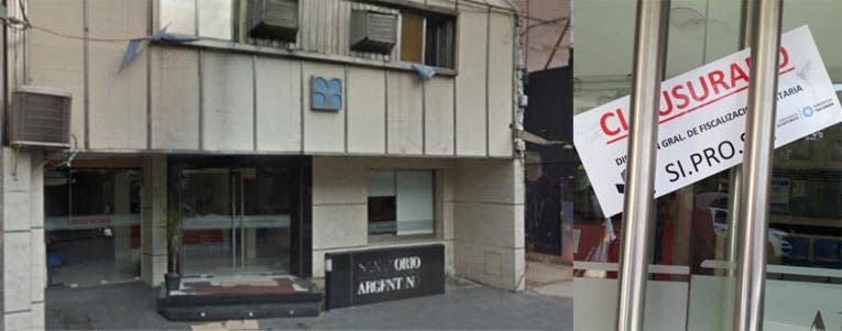 Clausuraron el Sanatorio Argentino
