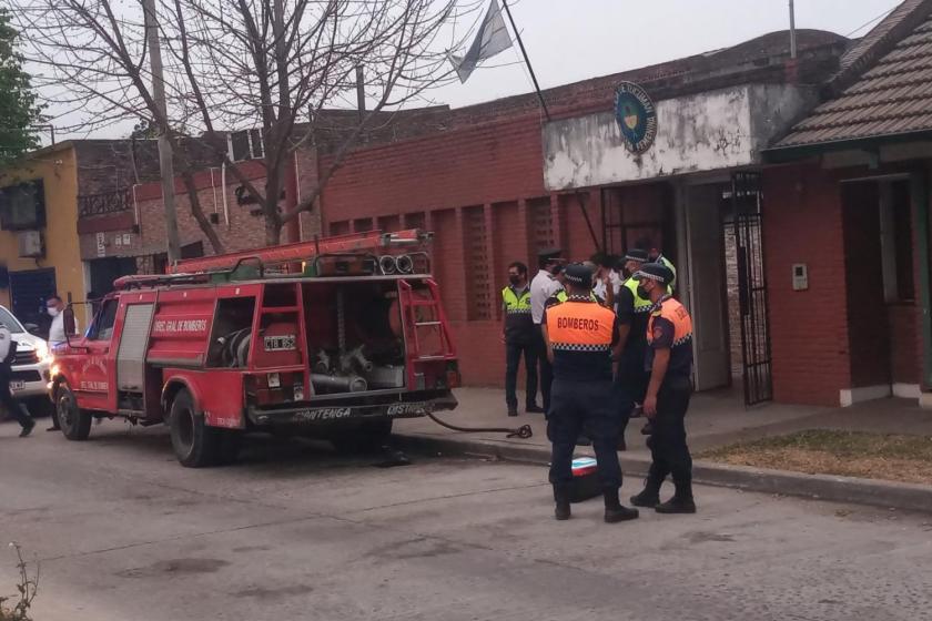 TUCUMAN: Cuatro muertos  por un incendio en la Brigada Femenina de Concepción
