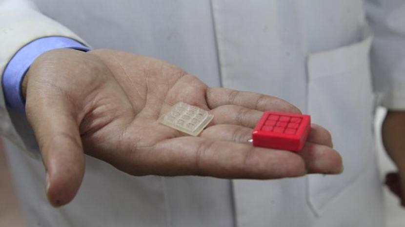 Investigadores tucumanos desarrollaron un parche inteligente para curar heridas crónicas