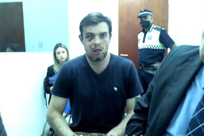 La justicia resolvió el traslado de Geronimo Helguera asesino de Mariela Marquez al Hospital Obarrio