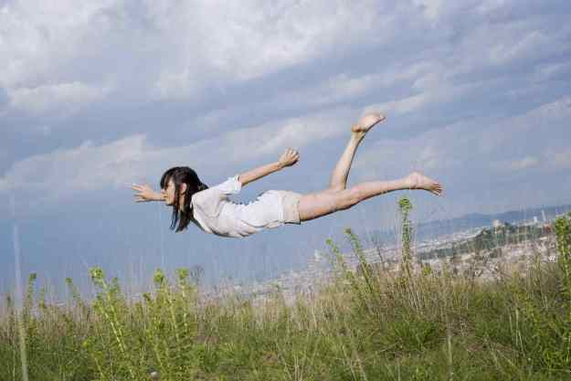 interpretaciones de soñar con volar