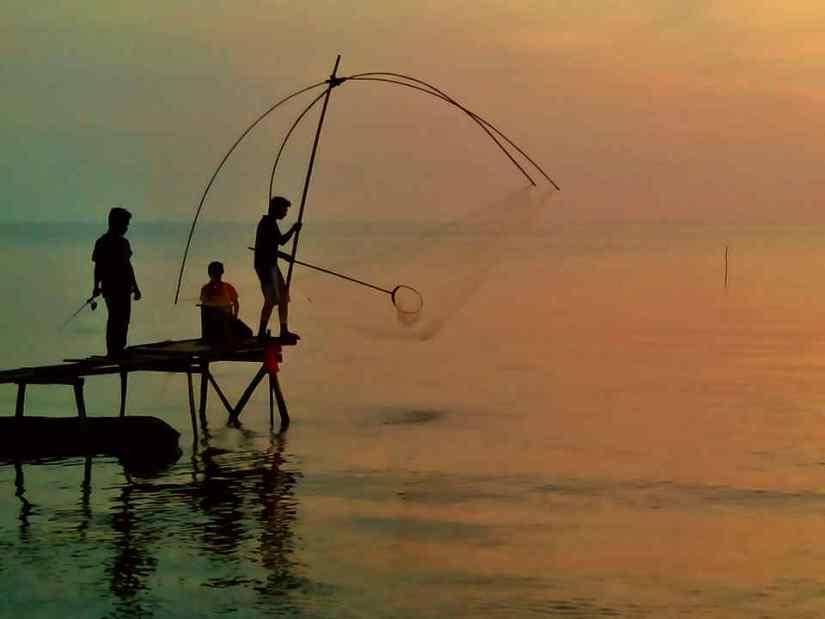sueños pescando