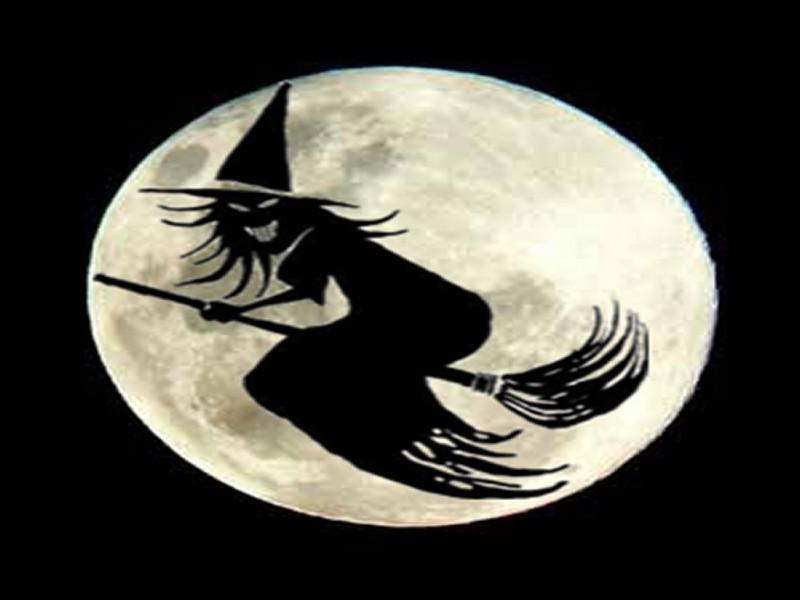 soñar con bruja
