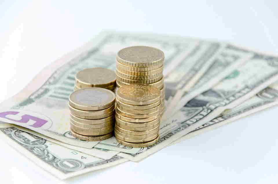 soñar con dinero prestado