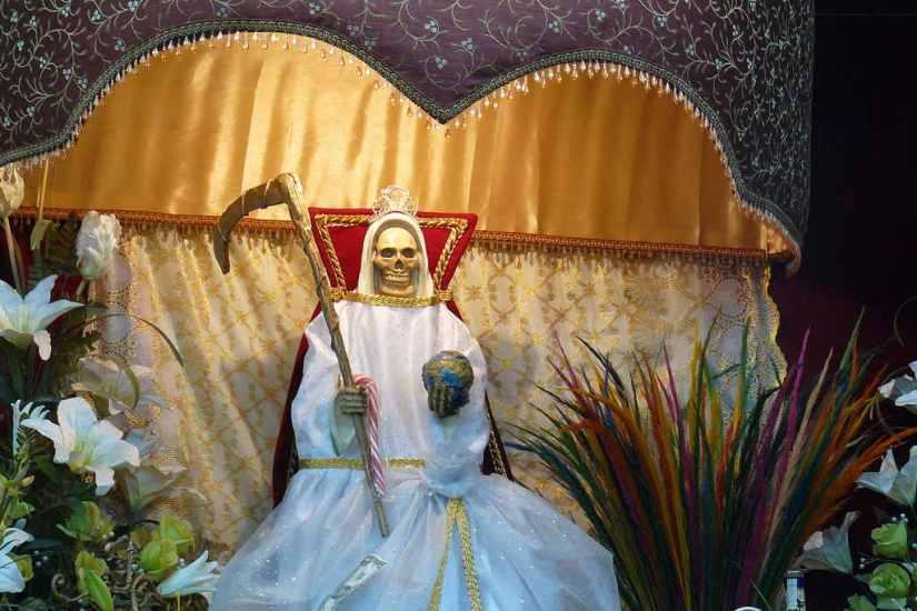 Significado De Soñar Con La Santa Muerte Consejo Y