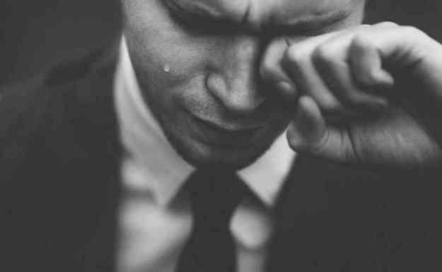 sueños con ver gente llorar