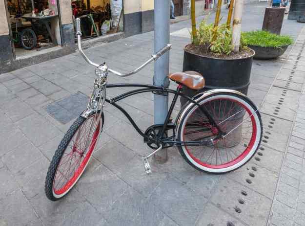 sueños con ver bicicleta