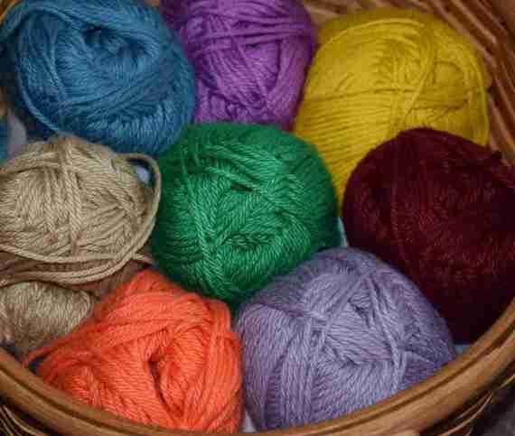 Sueños con lana de colores
