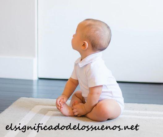 Soñar con comprar ropa de bebé