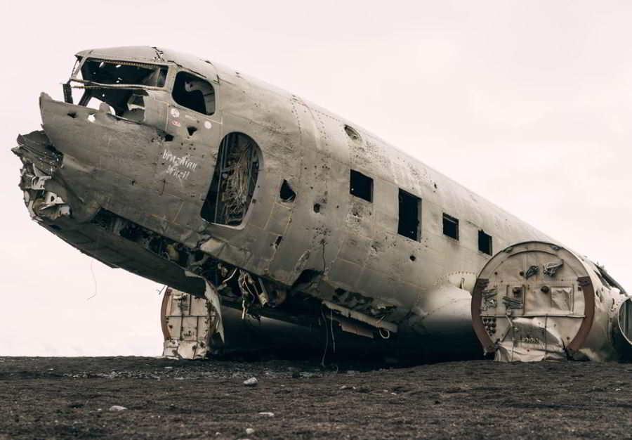 Ver un avión o en llamas o incendiados en los sueños